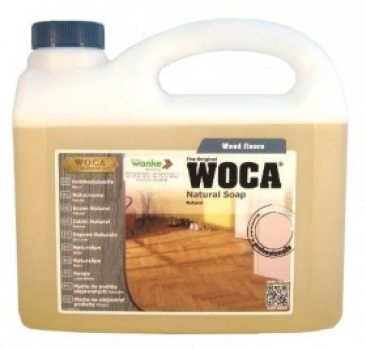 Woca - Holzbodenseife (Natur) 2,5l
