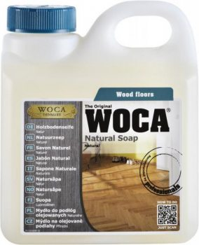 Woca - Holzbodenseife (Natur) 1l